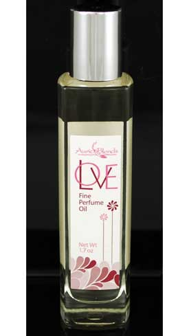 Auric Blends Love Perfume 1.7 Oz