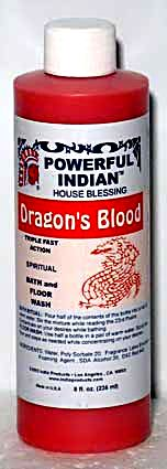 Dragon's Blood Wash