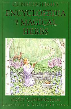 Encyclopedia Of Magical Herbs by Cunningham, Scott
