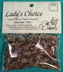 Psychic Herbal Tea