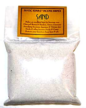 White Incense Sand 1lb