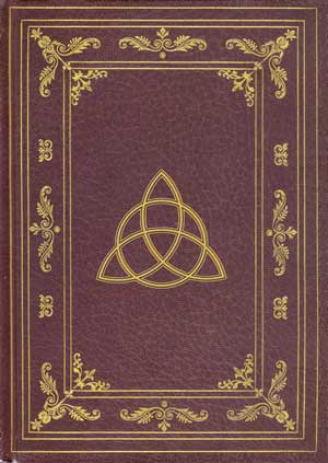 Wiccan Blank Book of Shadows