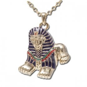Androsphinx Necklace