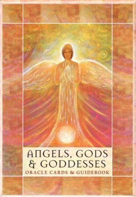 Angels, Gods, & Goddesses Oracle Tarot Card Deck