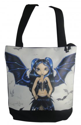 Batwing Fairy Hand Bag