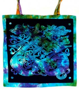 Celtic Dragon Hand Bag