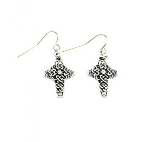 Celtic Knotted Earrings