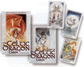 Celtic Dragon Tarot Card Deck