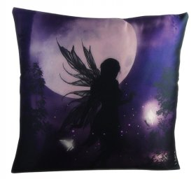 Dancing in the Moonlight Fairy Pillow