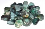 Emerald Tumbled Stone Chips