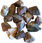 Fancy Jasper Untumbled Stones