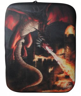 Incineration Dragon Laptop Sleeve Cover