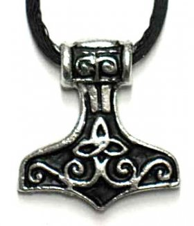 Norse Thor's Hammer Necklace
