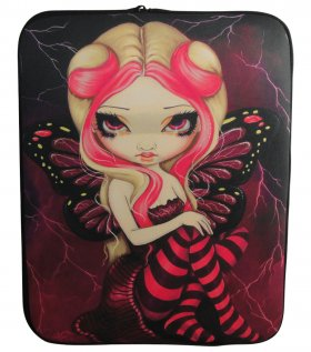 Pink Lightning Fairy ipad Sleeve Cover