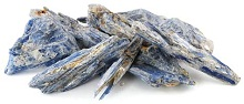 Kyanite Untumbled Stones 1lbs