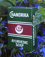 Auromere Chandrika Indian Soap