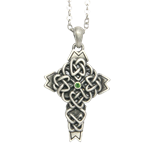 Celtic Knotted Necklace
