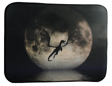 Dragon Moon Laptop Sleeve Cover