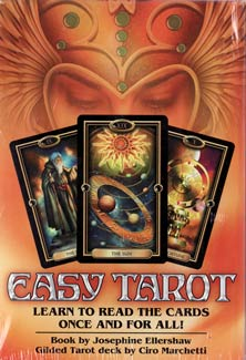 Easy Tarot Tarot Card Deck