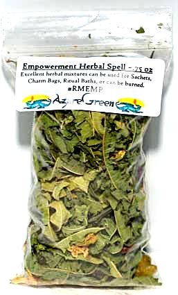 Empowerment Herbal Spell Mix 1lb