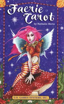 Faerie Tarot Card Deck