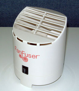 Fanfuser Electric Oil Warmer
