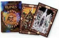 Power of the Runes Tarot Cards